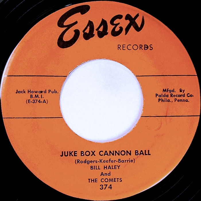 Juke Box Cannon Ball